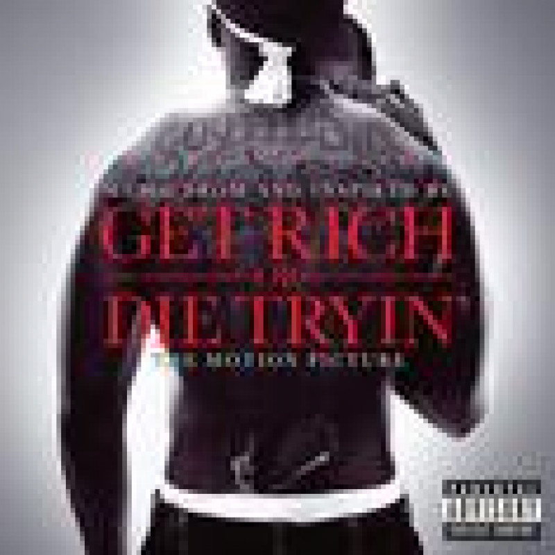 GET RICH OR DIE TRYIN/OST