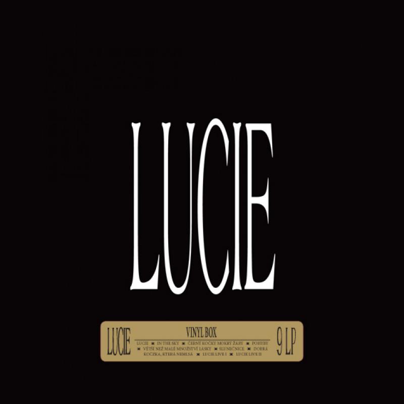 Produkt LUCIE - VINYL BOX (9x VINYL)