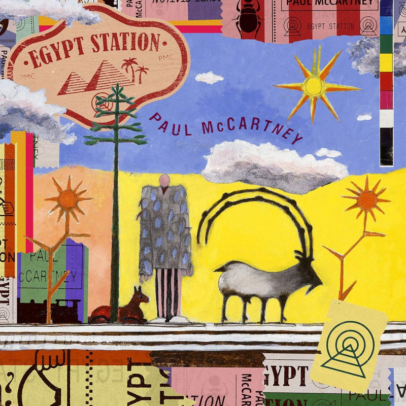 EGYPT STATION / COLOR-LTD