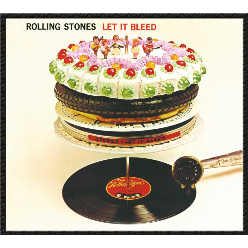 LET IT BLEED (50th ANNIVERSARY LIMITED DELUXE EDITION)